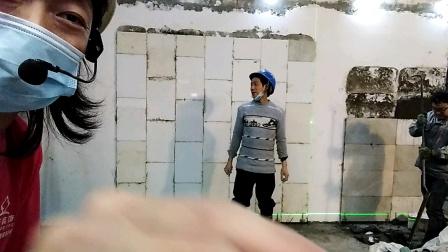 一天学会铺贴卫生间墙面瓷砖培训课程速合格
