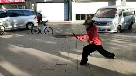 杨莉(24太极拳2)
