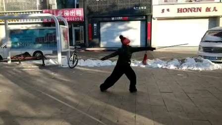 杨莉(武当63剑)