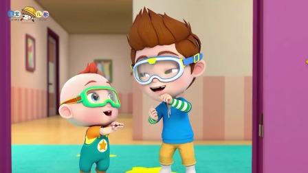 超级宝贝JOJO:找呀找呀找朋友,你是我的好朋友