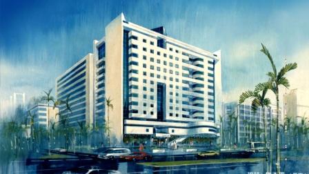 侯天明《风景写生》系列视频之《建筑速写怎样画窗
