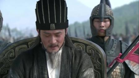 三国:诸葛亮与司马懿阵前骂战,两人最经典的一次对话