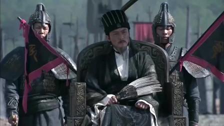 三国:诸葛亮和司马懿大战,一见面就开始互怼,谁也不服谁
