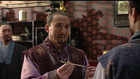 大明王朝:连毛笔都价值连城,严家真是豪奢无度,难怪明朝衰微