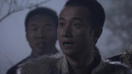 雪豹:周卫国忠义无双,为救大哥朱子明不惜硬闯敌营,真是硬汉
