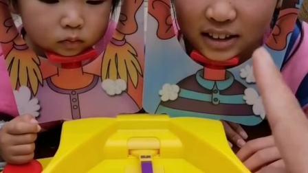 趣事的童年:谁比赛赢了谁能吃西瓜糖哦