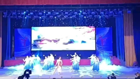 新余市金阳光艺术团:古典舞-多情种(表演:黄燕莉及群众舞蹈骨干)编舞:黄燕莉老师