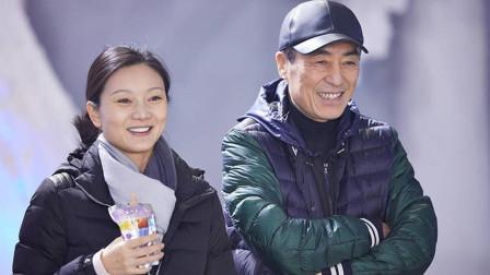 因超生被罚748万,导演界标杆,二婚娶小31岁娇妻,儿女双全太幸福