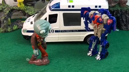 怪怪总是偷东西,钢铁侠把他带回了警局,真是太好了