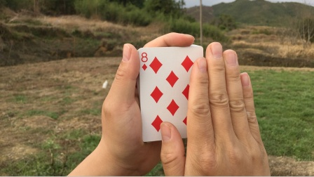 摸牌变点,学会骗朋友玩