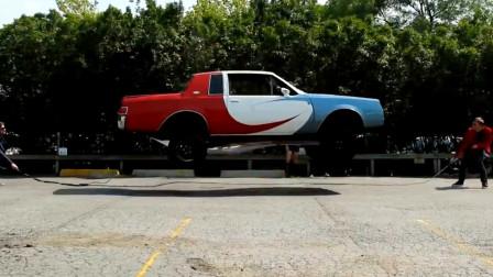 你见过汽车跳大绳吗?原理其实很简单,看完你也可以拥有!