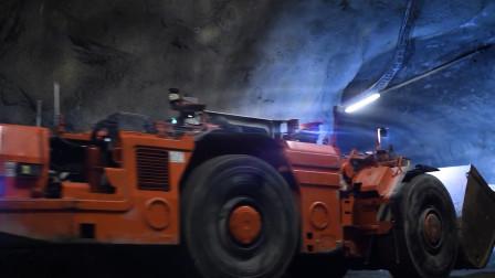 世界最大的遥控汽车,能进山挖矿,你想上手玩玩吗?