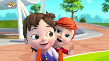超级宝贝JOJO:彩虹是希望的约定,也是最真的爱