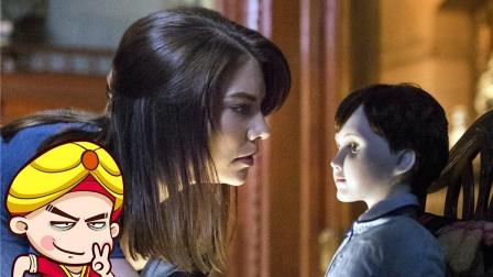 唐唐说电影:最诡异的娃娃 悬疑解说《灵偶契约》