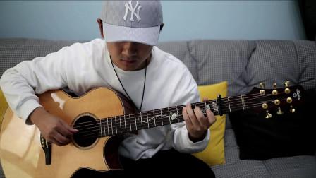 【潇潇指弹】&【小弦指弹】depapepe《风向仪》双吉他