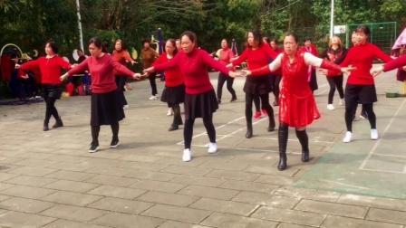 柔美深情《忘川的河》集体版广场舞,谁跳起来最好看?