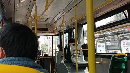 上海公交车22路长阳路眉州路-长阳路黄兴路