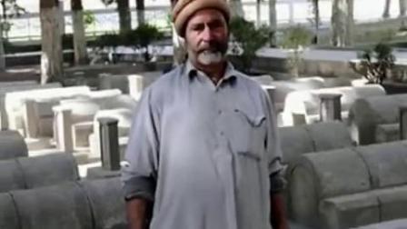 巴基斯坦老人自愿守护中国烈士陵园42年
