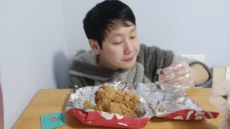 脆皮炸鸡爱好者!0314食在德安
