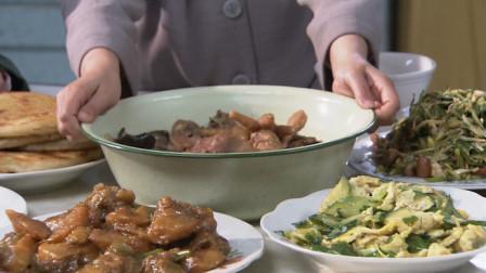 袖珍:农村小女人做了一大桌菜,哥哥一尝直言太好吃,要给她开饭店