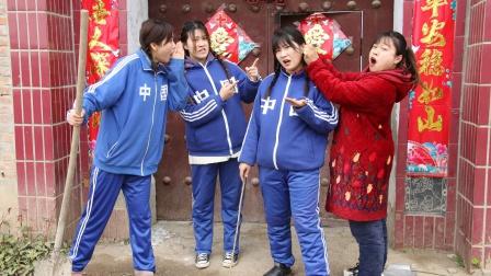 田田和小花吵架把耳朵吵聋了,没想竟是被耳屎堵住了,太逗了