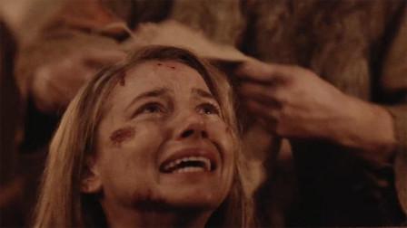 谷阿莫:他们被野人抓住要挖眼关地洞一辈子,她急中生智当压寨夫人躲过一劫《鬼挡路》