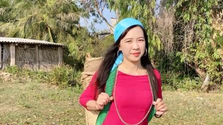 2021越南新娘阿玲广州红尘红哥表演印度电影奴里之歌模仿秀印地语歌词