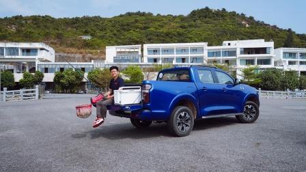 皮卡的能力+SUV的舒适,才是现代的工具车的样子