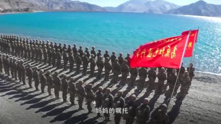 清澈的爱只为中国,战士的赤诚压进了枪膛!