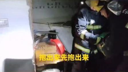 阜阳消防在此提醒:使用煤气后,一定不要忘记关煤气哦!