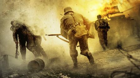 英国二战电影《东线无归途》,小成本制作,网友奋力吐槽!