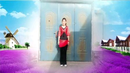 内蒙古乌海明珠广场舞,原创编舞(你好,李焕英~依兰爱情故事)编舞淡然微笑