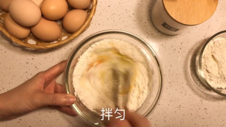 5分钟搞定一份早餐,一个人也要按时吃饭酸奶麦片松饼#幸福要尖叫。