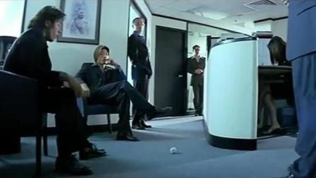 这五个男人踢纸团,我真的足足看了一分多钟都不嫌腻!