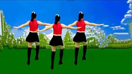 广场舞《玩腻》动感节奏,跳起来嗨翻天