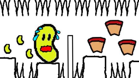 绿豆人 我变异成绿豆,还拥有了绿豆侠超能力! 桃子精解说