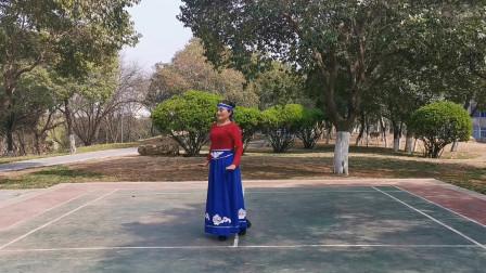 佳佳老师原创蒙古舞组合《寂静的天空》