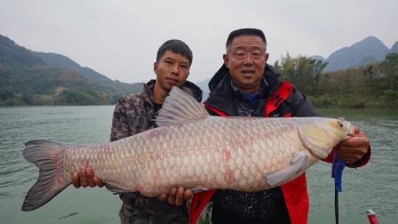 《游钓中国7》第6集 红水河寻青记 学习当地特色钓法