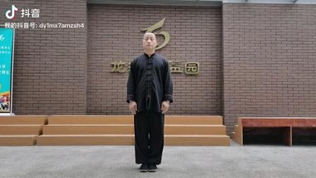 徐新忠老师陈式太极拳