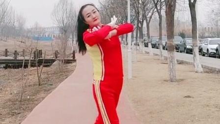 中国炫之队第十三套快乐舞步健身操【梦梦示范版】