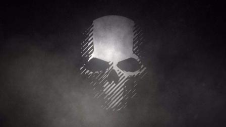 用《幽灵行动:断点》游戏场景复刻《最后生还者2》开始游戏界面