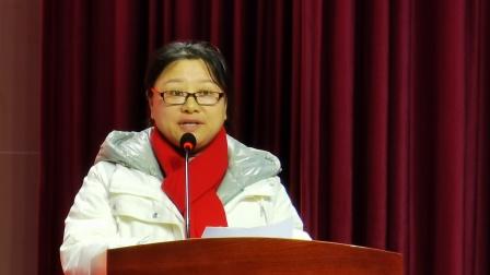 何海燕老师在2021年中考动员大会上的发言   太湖县实验中学   2021.3.12