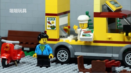乐高市披萨送货英雄.