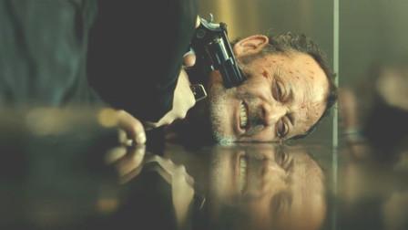 黑帮大佬遭暗杀身中22枪死里逃生,一怒之下大开杀戒