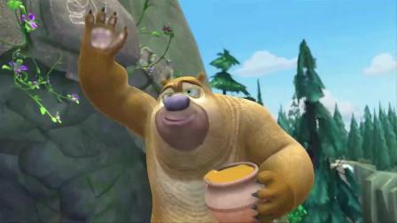熊二可真委屈!明明是吉吉要走,熊大却说是熊二惹它生气