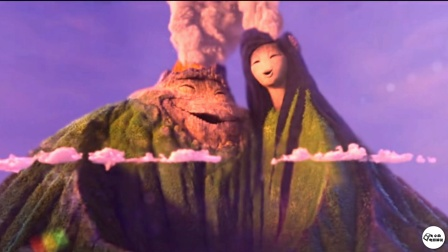 火山为什么会喷发呢?看完被虐成柠檬精【热剧快看】