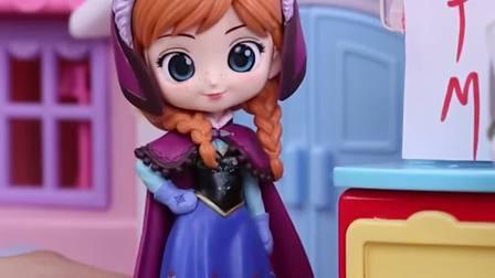儿童玩具:僵尸被安娜骗了吗