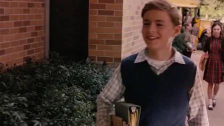 【长得好看就是了不起】五分钟带你《怦然心动》单纯美好的青春期感情 电影剪辑