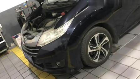 看看本田4S店的车,装CVT变速箱都跑了多少公里?让人吃惊
