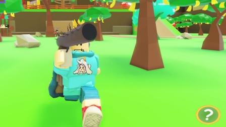 Roblox猴群模拟器:我是猴子王!召集小猴子替我摘香蕉!
